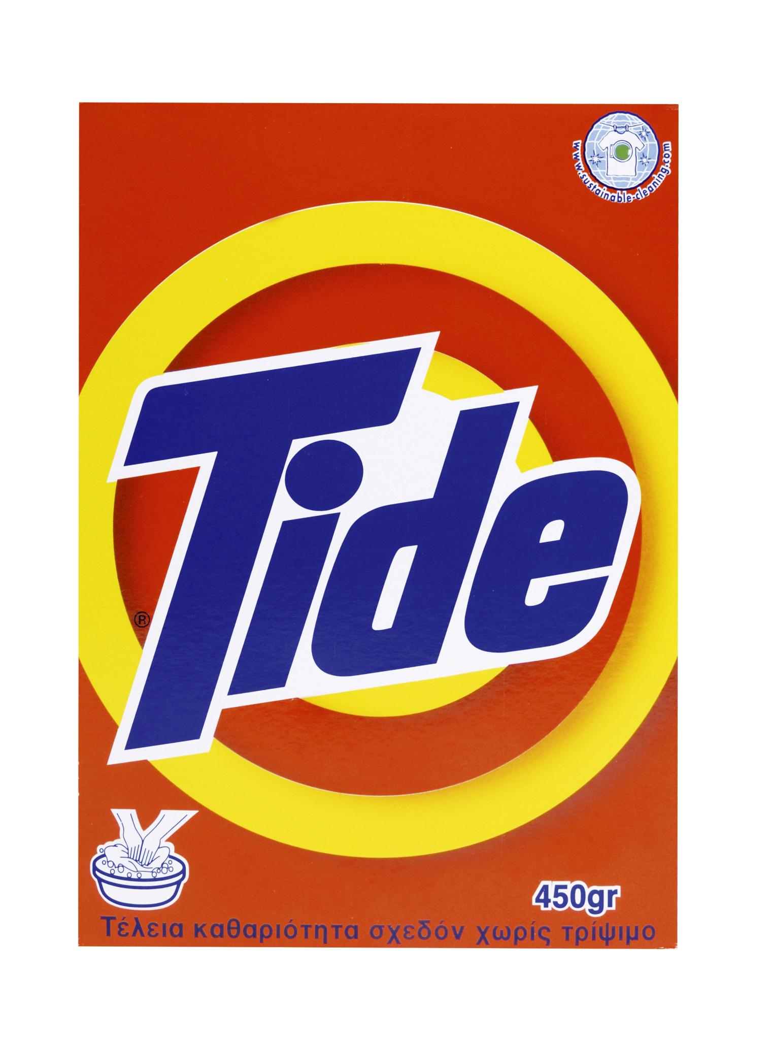 fe5fcfd3f98 Tide απορρυπαντικό σκόνη για πλύσιμο ρούχων στο χέρι 450g - Pame ...