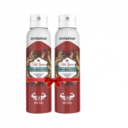 OLD SPICE ANTI PER SPRAY BEARGLOVE 6x150ML 1+1 ΔΩΡΟ