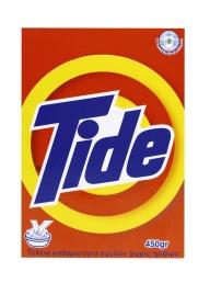 Tide απορρυπαντικό σκόνη για πλύσιμο ρούχων στο χέρι 450g