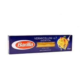 BARILLA VERMICELLINI N7 35x500GR