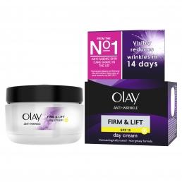 Olay Anti-Wrinkle Firm & Lift Αντιγηραντική Κρέμα ημέρας SPF15 50ml