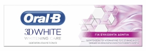 ORAL-B 3DW THERAPY SENSITIVE 12X75ML