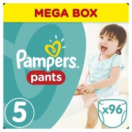 Pampers Pants Μέγεθος 5 (11-18kg), 96 Πάνες-βρακάκι