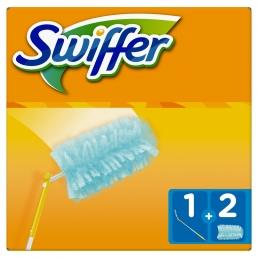 Swiffer Dusters XXL Kit (Λαβή + 2 ανταλλακτικά ξεσκονίσματος)!