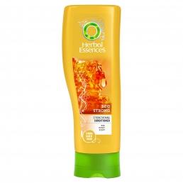 Herbal Essences Bee Strong Δύναμη που σε μέλι Conditioner για φθαρμένα μαλλιά 400ml