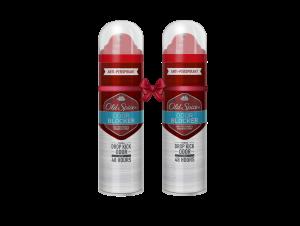 Old Spice Odor Blocker Fresh Αντιιδρωτικό & Αποσμητικό Σπρέι για Άντρες 150ml 1+1 ΔΩΡΟ