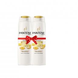 Pantene Pro-V Perfect Hydration Σαμπουάν για ξηρά μαλλιά 360ml 1+1 ΔΩΡΟ