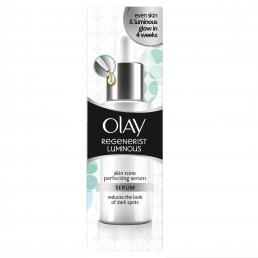Olay Regenerist Αντιγηραντικός Ορός Λάμψης Perfecting Serum White 40ml