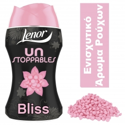 Lenor Unstoppables Ενισχυτικό Άρωμα Ρούχων Bliss 180g