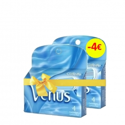 GILLETTE VENUS ΑΝΤΑΛΛΑΚΤΙΚΑ 4τμχ. (1+1 -4€)