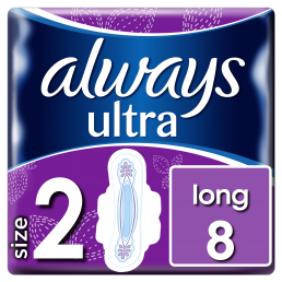 Always ONM Ultra Long Plus 100% protection (8 τεμ)
