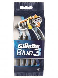 ΞΥΡΑΦΑΚΙΑ GILLETTE BLUE 3 (4ΤΕΜΑΧΙΑ)