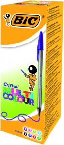 BIC ΣΤΥΛΟ CRISTAL FUN 1.6 BX/20 MULTICOLOR