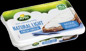 Arla Φρέσκο Τυρί Κρέμα Light 17% 150gr