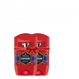 OLD SPICE DEO STICK CAPTAIN 50ML 1+1 ΔΩΡΟ