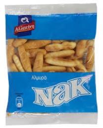 ΑΛΛΑΤΙΝΗ CRACKERS NAK 10X40g