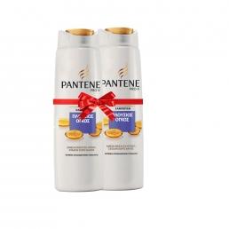 Pantene Σαμπουάν Πλούσιος Όγκος για μαλλιά με λεπτή τρίχα 360ml  1+1 ΔΩΡΟ