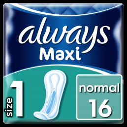 ALWAYS NORMAL PLUS 16x16