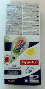 BIC ΔΙΟΡΘΩΤΙΚΗ ΤΑΙΝΙΑ TIPPEX MINI POCKET MOUSE FASHION BX/10