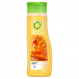 Herbal Essences Bee Strong Δύναμη που σε...μέλι Σαμπουάν για φθαρμένα μαλλιά 400ml