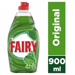Fairy Υγρό Πιάτων Κανονικό 900ml