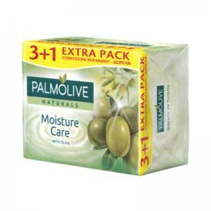 PALMOLIVE ΠΡΑΣΙΝΟ ΣΑΠΟΥΝΙ 90X3+1 GREEN OLIVE