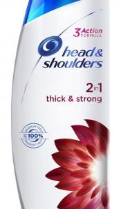 Head & Shoulders Σαμπουάν για Πυκνά & Δυνατά 360ml