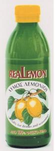 REALEMON 250ML--07651001