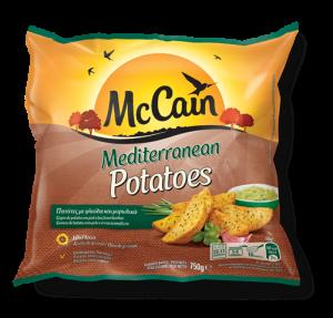 McC MEDITERRANEAN POTATOES 12x750gr (ΚΤΨ)