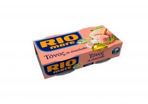 Rio Mare Τόνος σε Ελαιόλαδο 2x160gr !