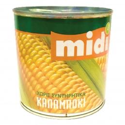 MIDI ΚΑΛΑΜΠΟΚΙ 24x340gr