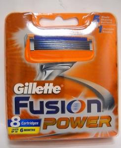 GILLETE FUSION POWER ΑΝΤ/ΚΑ 10x8