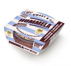 HUMMELA CRUNCH + NOUGAT 12x80g (Ψ)