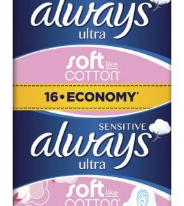 Always Σερβιέτες Sensitive Ultra Long Plus (16τεμ)