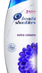 Head & Shoulders Σαμπουάν Για Έξτρα Όγκο 360ml