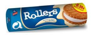 ΑΛΛΑΤΙΝΗ ROLLERS ΒΑΝΙΛΙΑ -0,30€ 12Χ250g