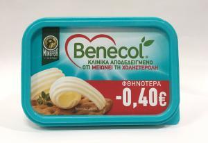 ΜΙΝΕΡΒΑ BENECOL 12x225GR -0,40€ (Ψ)