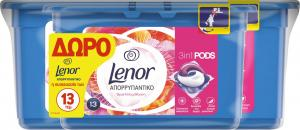 LENOR PODS 3in1 SPARK BLOOM 6X(27+13ΤΜΧ)