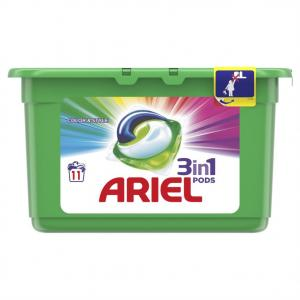 ARIEL PODS 3in1 COLOR 11TMX