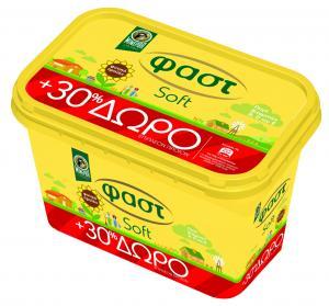 Μινέρβα Fast Soft 250gr + 30% δωρεάν προϊόν