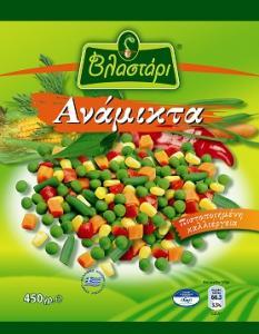 Βλαστάρι Ανάμεικτα Λαχανικά 450gr