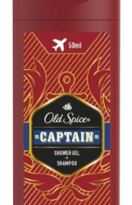 OLD SPICE SHOWER GEL CAPTAIN 30x50ML