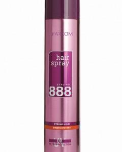 888 SPRAY LAC STRONG HOLD 400ml