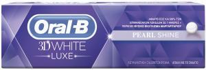ORAL B WHITE LUXE PEARL SHINE 75 ML