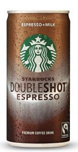 STARBUCKS DOUBLESHOT ESPRESSO 200 ml