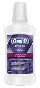 OB ΣΤΟM.ΔΙΑΛ.3D WHITE GLAM.SHINE 500ML
