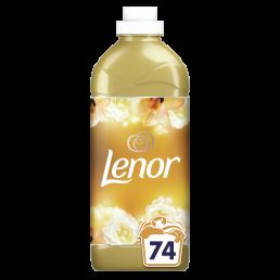 Lenor Gold Orchid Μαλακτικό Ρούχων 74 Mεζούρες