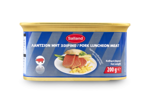 SALLAND LUNCHEON MEAT ΧΟΙΡΙΝΟ 48Χ200G