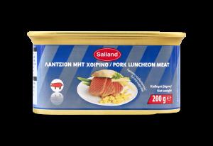 SALLAND LUNCHEON MEAT ΧΟΙΡΙΝΟ 48Χ200G
