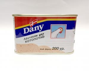 DANY ΛΑΝΤΣΙΟΝ ΜΗΤ ΚΟΤΟΠ 48x200gr